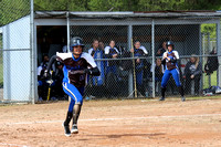 EHS Fastpitch Games 2014